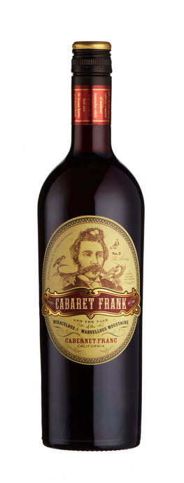 CABARET FRANK NO.2 'THE AVIARY' OLD VINE CABERNET FRANC - Vino Wines