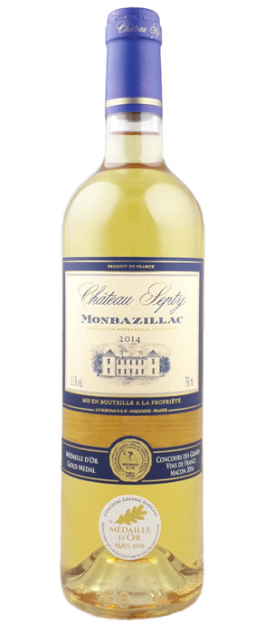 CHATEAU SEPTY MONBAZILLAC 37.5cl - Vino Wines