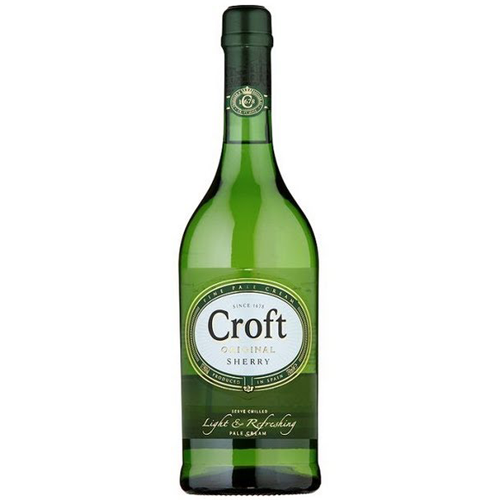 CROFT ORIGINAL SHERRY - Vino Wines