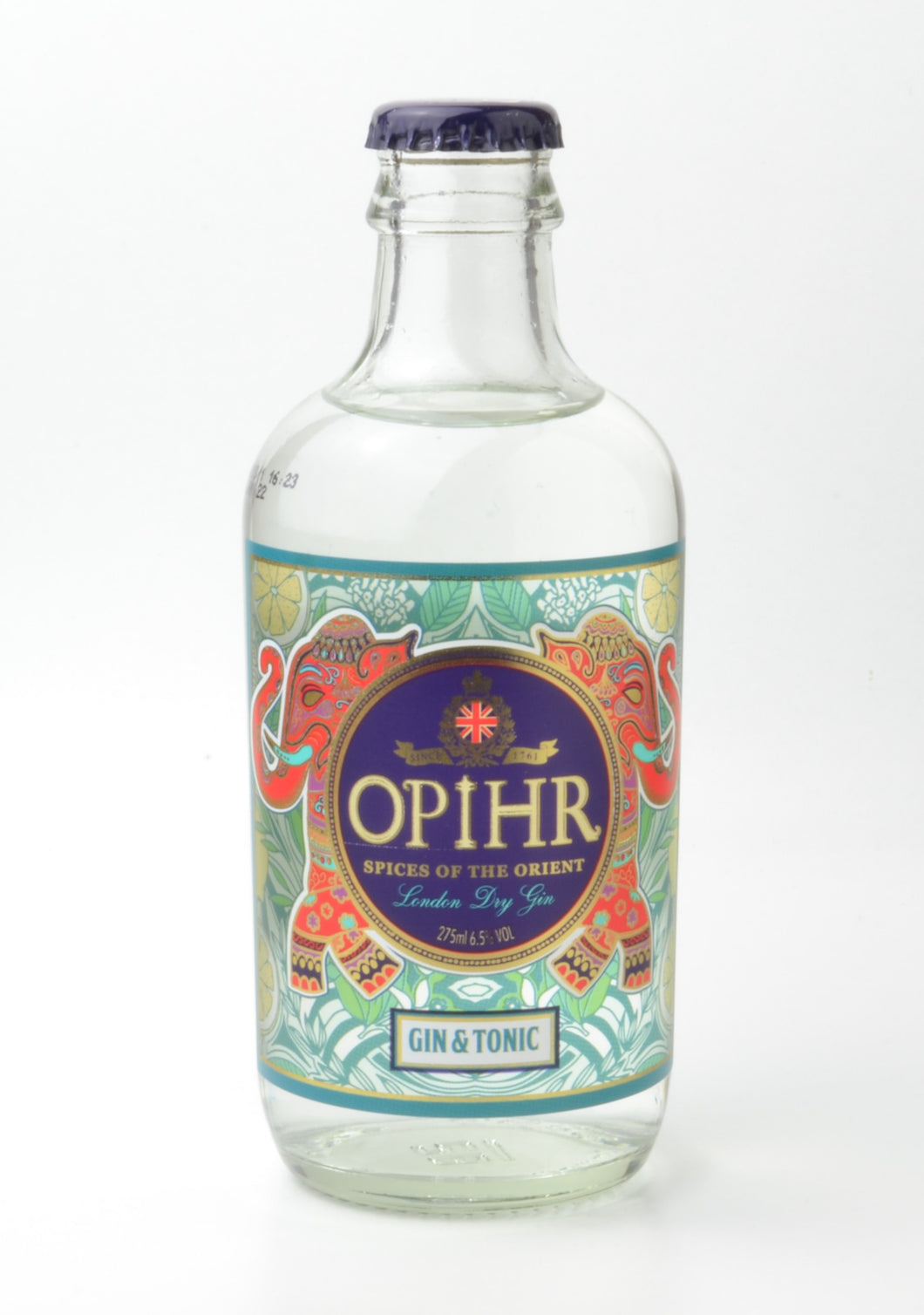 OPIHR GIN AND TONIC 275ML - Vino Wines