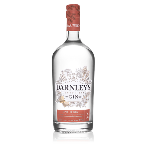 DARNLEY'S SPICED GIN - Vino Wines