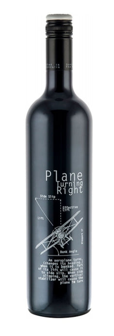 DAVID FRANZ PLANE TURNING RIGHT - Vino Wines