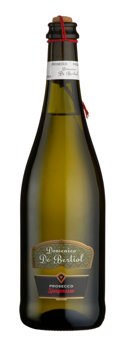 DOMENICO DE BERTIOL PROSECCO FRIZZANTE 'SPAGOROSSO' NV - Vino Wines