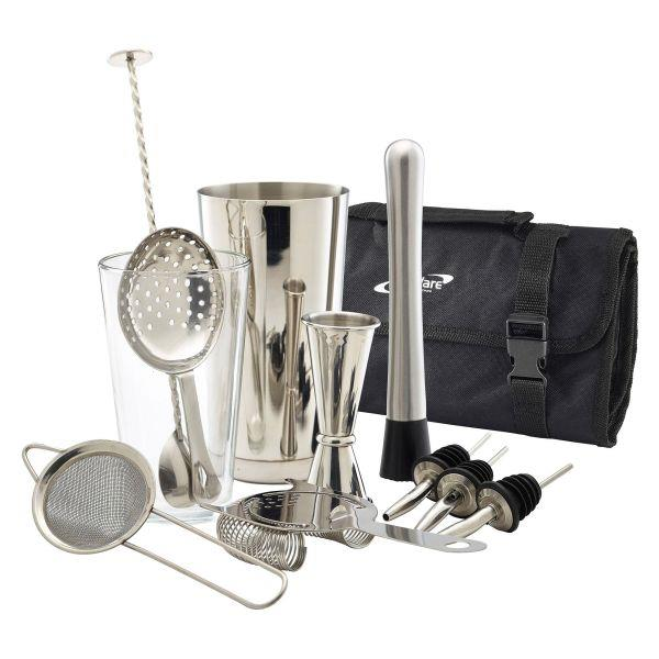 GENWARE 12 PIECE COCKTAIL BAR KIT - Vino Wines