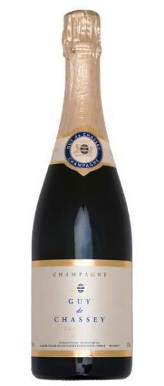 GUY CE CHASSEY GRAND CRU BRUT NV CHAMPAGNE - Vino Wines
