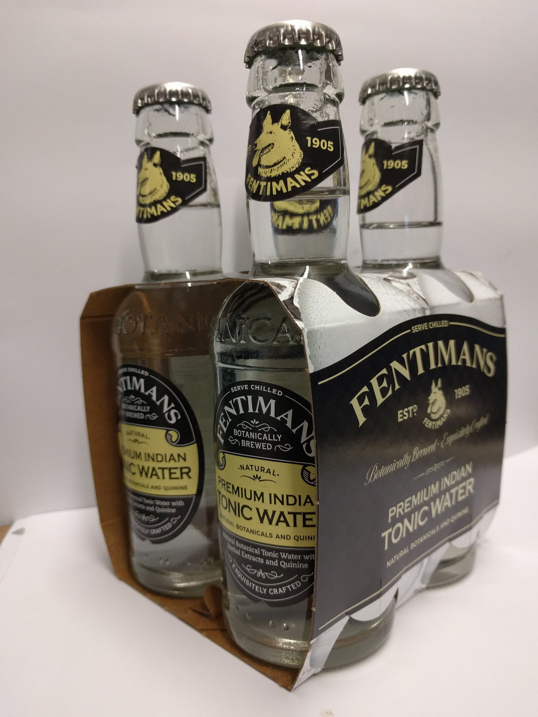 FENTIMANS TONIC 4 PACK - Vino Wines