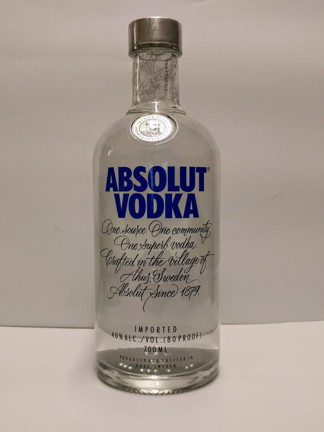 ABSOLUT SWEDISH VODKA - Vino Wines