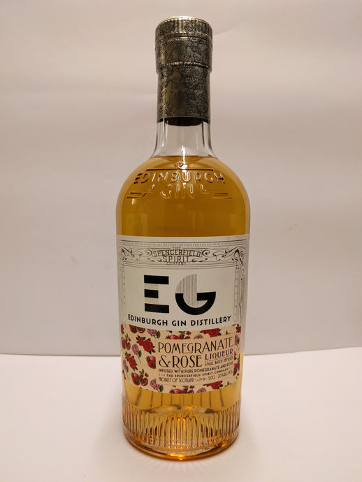 EDINBURGH POMEGRANATE AND ROSE LIQUEUR - Vino Wines