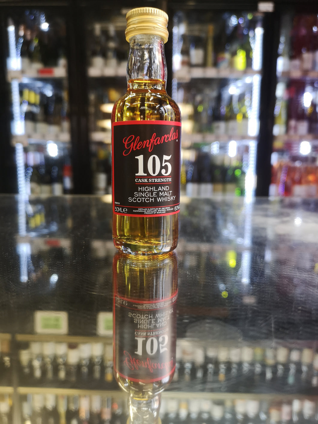 GLANFARCLAS 105 CASK STRENGTH 5CL - Vino Wines