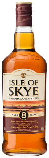 ISLE OF SKYE 8YO BLENDED SCOTCH WHISKY - Vino Wines