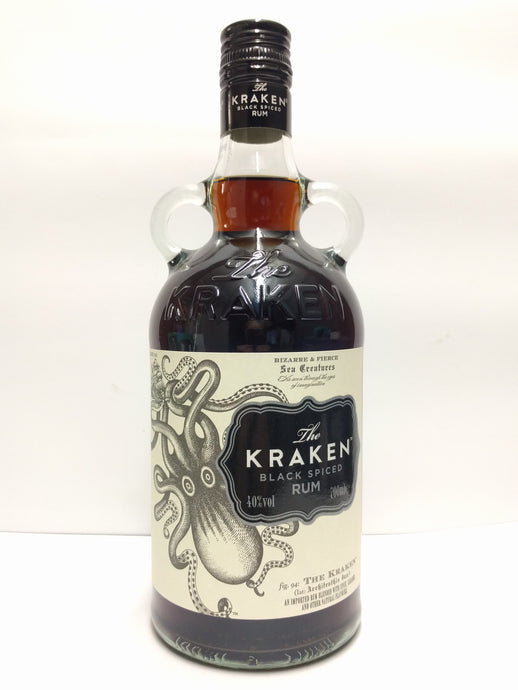 KRAKEN BLACK SPICED RUM - Vino Wines