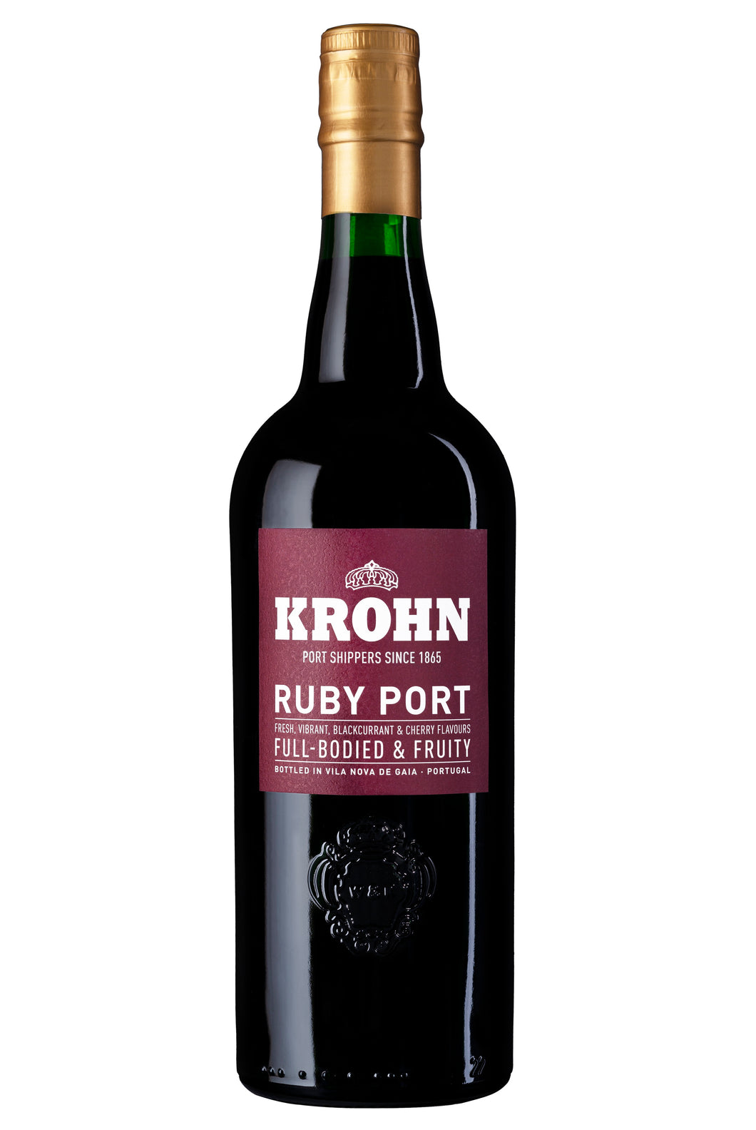 KHRON AMBASSADOR RUBY PORT - Vino Wines