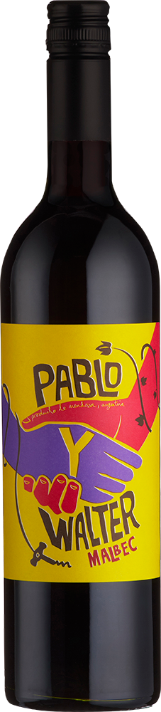 PABLO Y WALTER MALBEC 6-BOTTLE CASE - Vino Wines