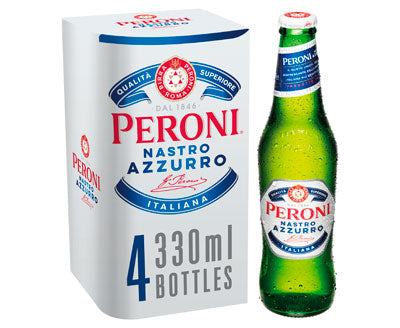 PERONI 4 PACK - Vino Wines