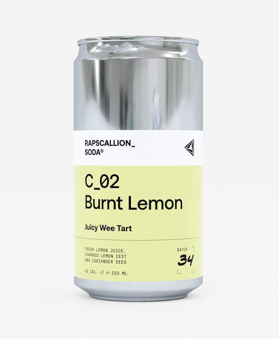 RAPSCALLION BURNT LEMON 250ML - Vino Wines