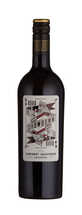 SHOWDOWN MAN WITH THE AXE CABERNET SAUVIGNON - Vino Wines
