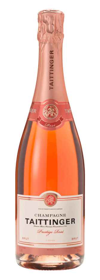 TAITTINGER BRUT PRESTIGE ROSE - Vino Wines