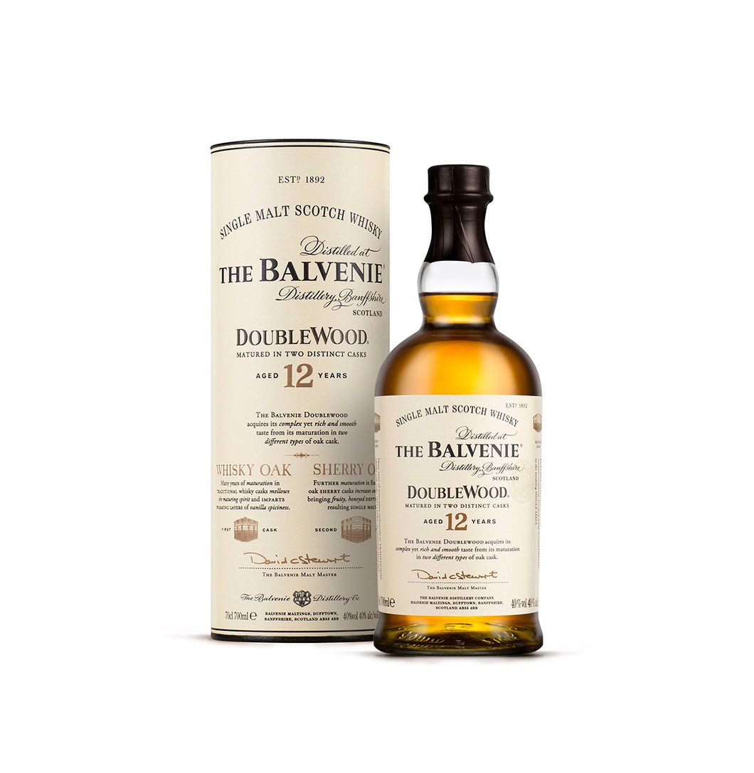 THE BALVENIE DOUBLEWOOD 12YO - Vino Wines