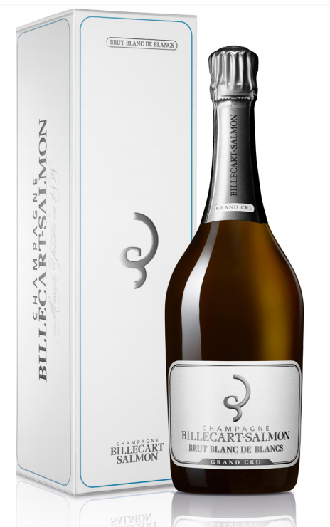 BILLECART-SALMON BLANC DE BLANC GRAND CRU CHAMPAGNE - Vino Wines