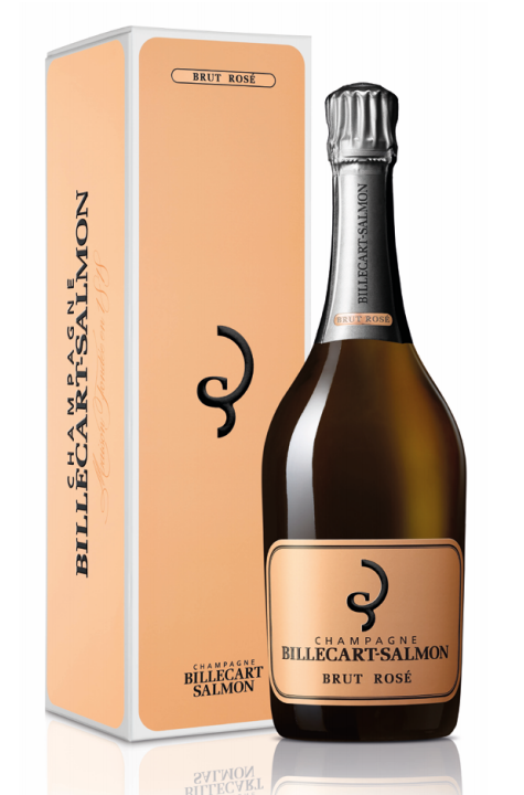 BILLECART-SALMON BRUT ROSE CHAMPAGNE - Vino Wines