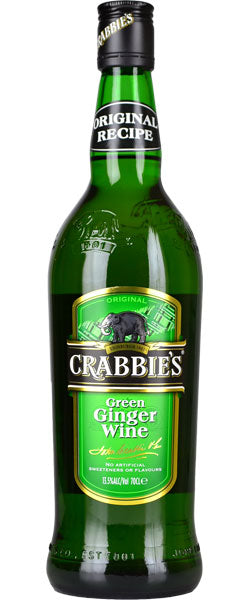 CRABBIE'S GREEN GINGER WINE - Vino Wines