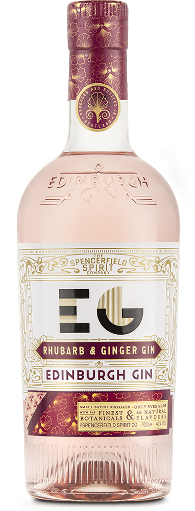 EDINBURGH RHUBARB AND GINGER GIN - Vino Wines