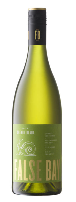 FALSE BAY 'SLOW' CHENIN BLANC COASTAL REGION - Vino Wines