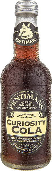 FENTIMANS CURIOSITY COLA 275ML - Vino Wines