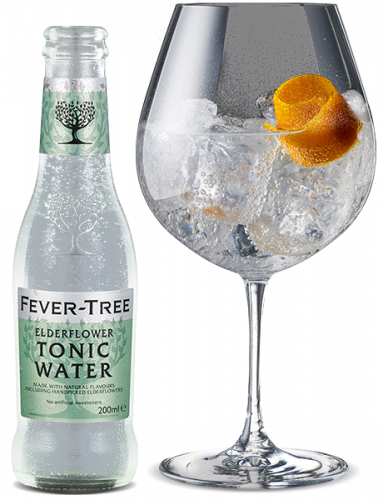 FEVER TREE ELDEFLOWER TONIC 500ML - Vino Wines
