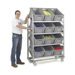 Gravity Shelving
