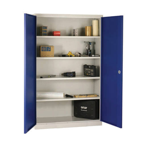 Industrial cupboard - Blue