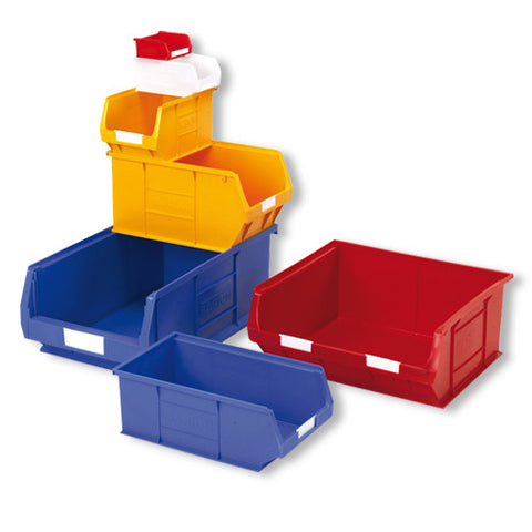 Premium Quality Plastic Bins - Value Multipacks