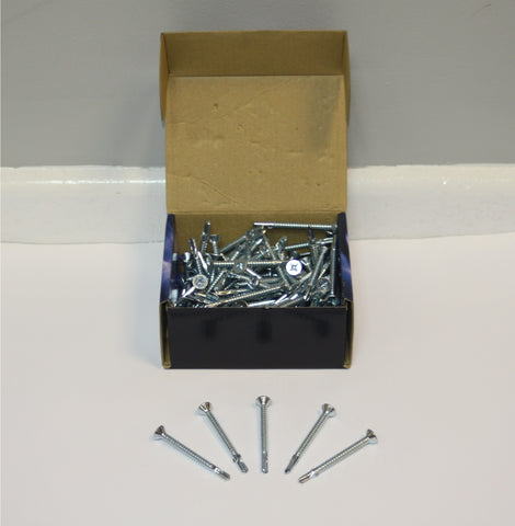 Board Screws (120 Pieces)