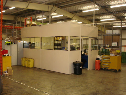Bespoke Partition Offices