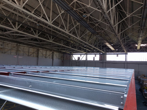 New and Used Mezzanine Floors