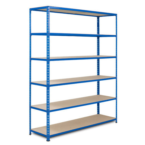 Medium Duty Shelving 1.5m Wide