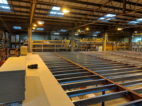 Purlins Joists Rack Storage