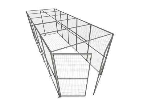 Indoor Modular Security Cages