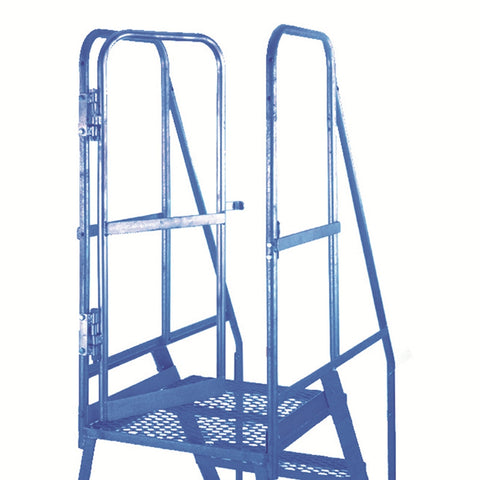 Heavy Duty Mobile Warehouse Steps