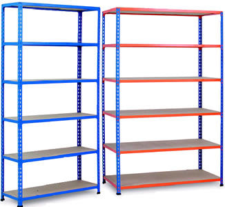 Medium Duty Shelving 0.9m Wide