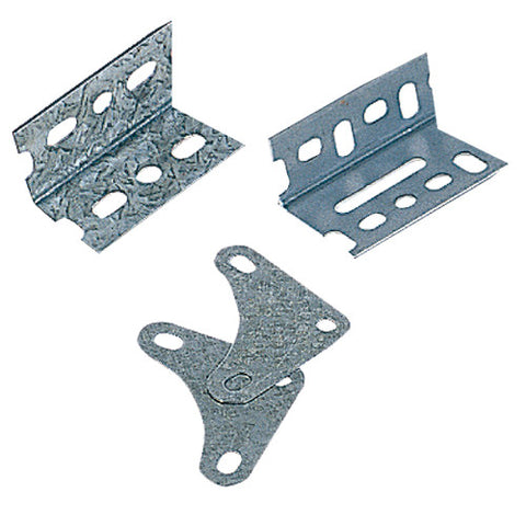 Galvanised Slotted Angle Accessories
