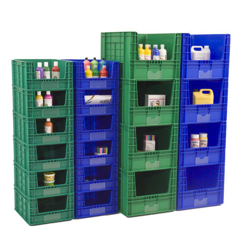 Stacking Storage Containers