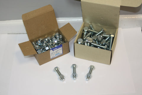Top Plate Fixings  (100 bolts & nuts)