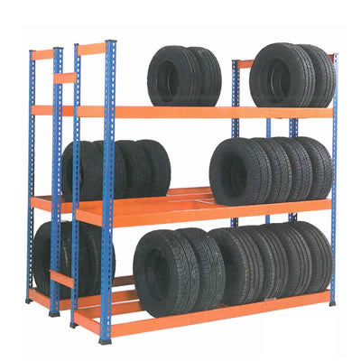 Tyre Racking - Double Depth