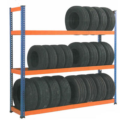 Tyre Racking - Single Depth
