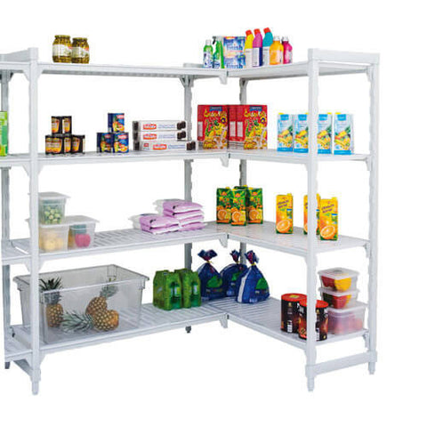 Cambro Shelving  Starter Bay - 4 Ventilated Levels