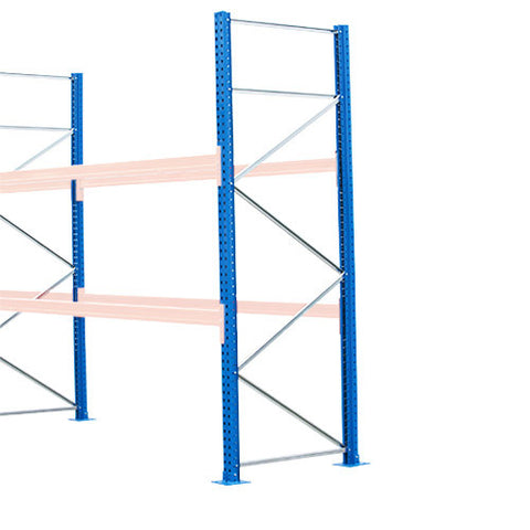 New RSS Pallet Racking Frames – 1100mm Deep