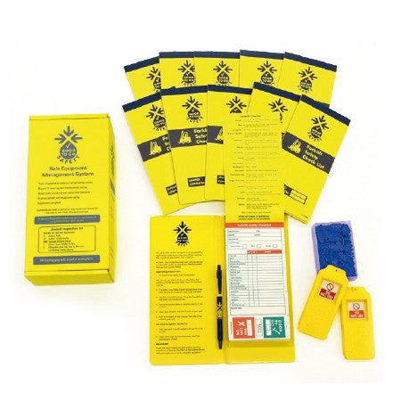 Good to go safety racking daily kit