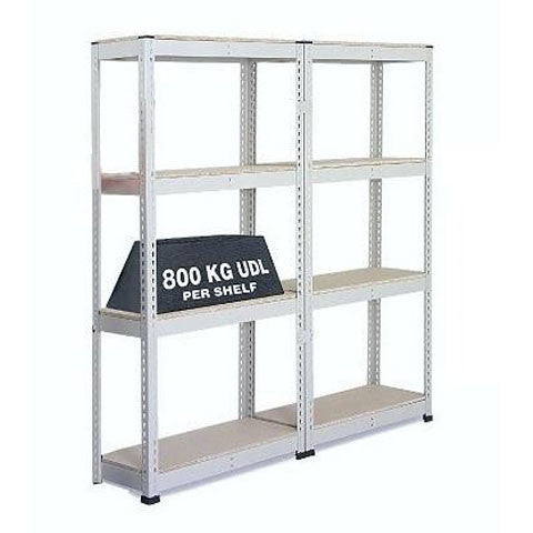 0.9m Wide - Heavy Duty Shelving Bay
