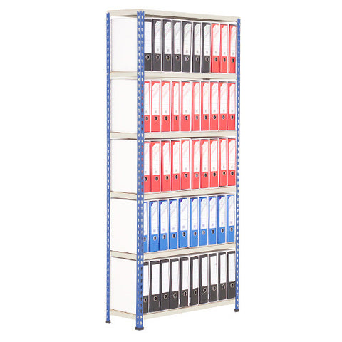 Level Arch File Storage Shelving